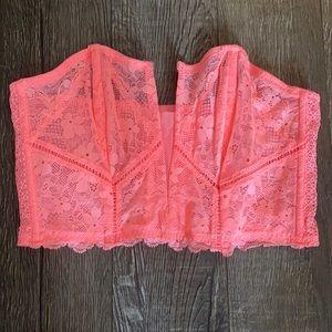 Victoria's Secret structured bandeau